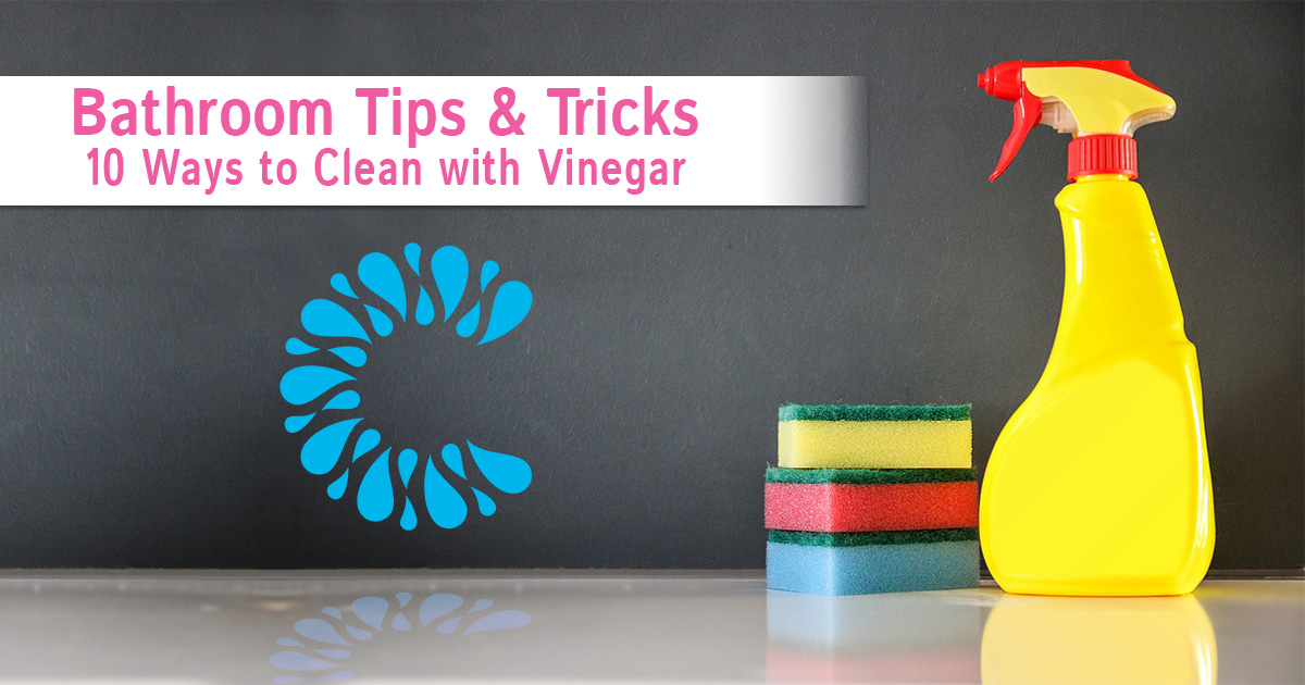 10 Ways to Use Vinegar for a Natural Clean