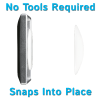 No Tools Required