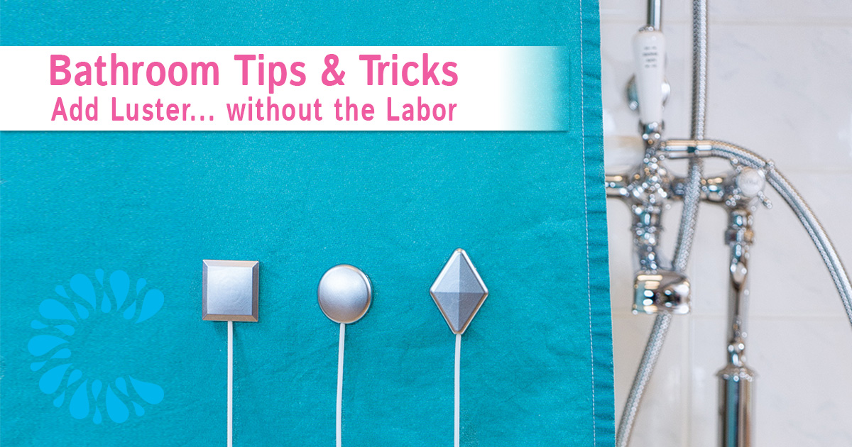 Add Luster… without the Labor
